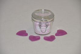 Nath' sels de bain aux pétales de rose