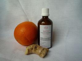 Nath' huile aurique orange