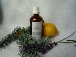 Nath' huile aurique blanc