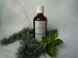 Nath' huile aurique vert foncé