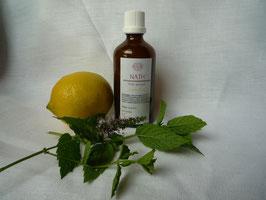 Nath' huile aurique jaune citron