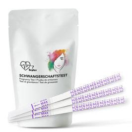 7 Zepter Schwangerschaftsfrühtest   10 mIU/ml