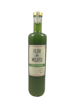 FLOR de MOJITO - Concombre