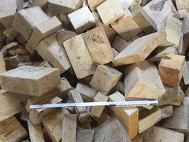 Nadelholzklötze Sägewerksabschnitte, 1 srm