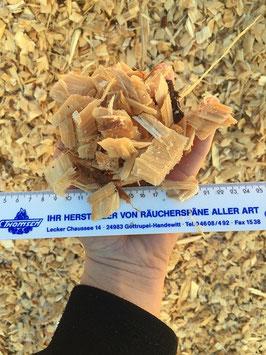 Garten Hackschnitzel Fichte / Beetabdeckung, 1 m³