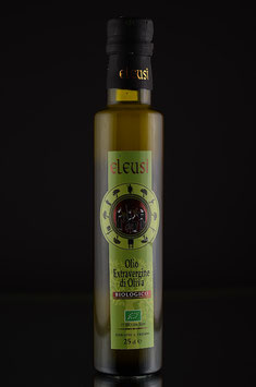 Olio Extra Vergine di Oliva da agricoltura biologica