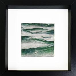 """Original Bilder """"Waves"""" 1 bis 5 aus der Reihe Rorschach"""