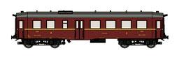 "TT Reisezugwagen ""Altenberg"" 2./3. Klasse CSD EP.III (Art.-Nr. 120016)"