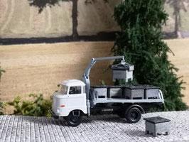 TT W50L/HC Containerfahrzeug Ausf.1 (Art.nr. 120704)
