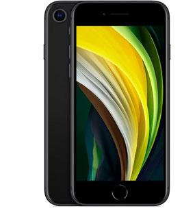 iPhone SE 2020 64/128Gb черный