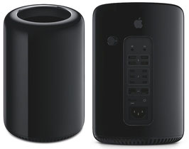 Mac Pro 3.5GHz 6-Core Intel Xeon E5/16GB/256GB/Dual AMD FirePro (MD878RS/A)
