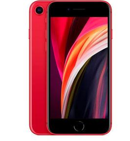 iPhone SE 2020 64/128Gb красный