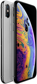 iPhone Xs Max Silver 1 sim