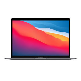 Ноутбук  MacBook Air 2020 13.3 MGN63 серый 512GB