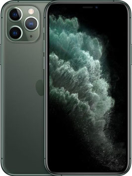 iPhone 11 Pro Midnight Green
