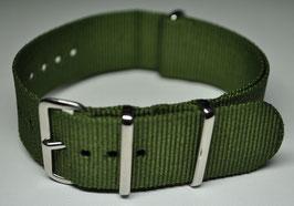 Nato Textil Armband Army Grün