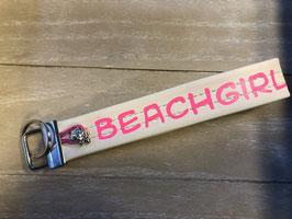 Schlüsselband Beachgirl