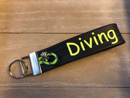 Schlüsselband diving