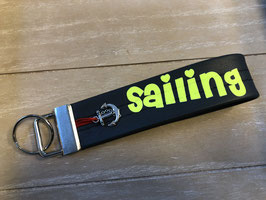 Schlüsselband sailing
