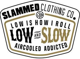 White addicted Logo
