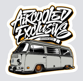 The 'Westfalia' sticker