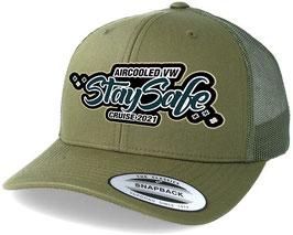 Logo 21 cap