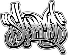 Wildstyle sticker