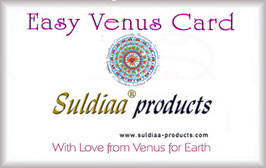Easy Venus Card /