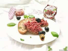 Rindfleisch in Aspik, 180g Glas