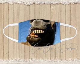 Mondkapje Crazy Horse