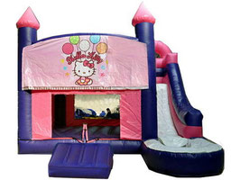Castello Gonfiabile HELLO KITTY