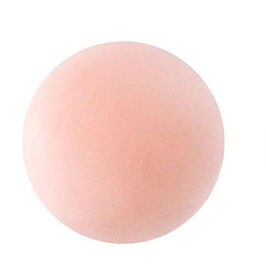 Silikon Pad Oval Hautfarbe