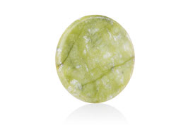 Jade-Stein-Plättchen