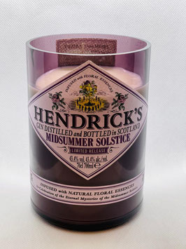 ATMOS FIRE - CANDLE GIN HENDRICK'S MIDSUMMER LIMITED EDITION