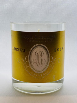 ATMOS FIRE - CANDLE CHAMPAGNE LOUIS ROEDERER CRISTAL 2008