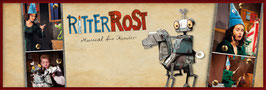 """06.01.2019 um 11:00 Uhr Kindertheater """"Ritter Rost, das Musikal"""" für Kinder"""
