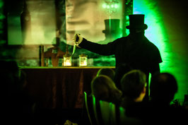 Dinnertheater: 02.02.19 um 19:30 Uhr Jack the Ripper