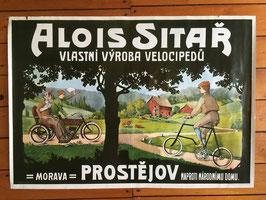 Poster Alois Sitar (afkomstig uit Tjechië)
