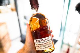 Aberlour · 12 Jahre · Non Chill-Filtered · Neue Version
