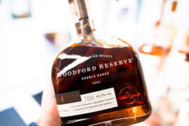 Woodford Reserve · Double Oaked