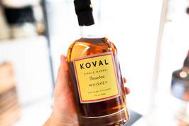 Koval · Single Barrel · Chicago Bourbon