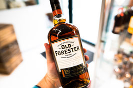 Old Forester · Bonded 100 Proof