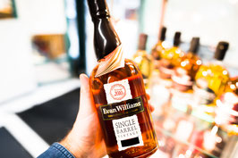 Evan Williams · Single Barrel 2010 · Cask 1091