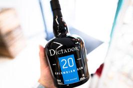 Dictador · 20 Jahre ·Icon Reserve