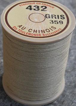 Fil au chinois 432 gris
