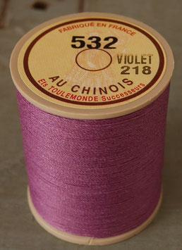 Fil au chinois 532 violet