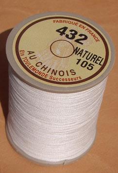 Fil au chinois 432 naturel