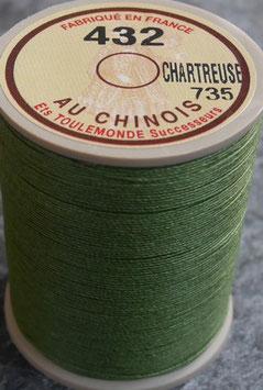 Fil au chinois 432 chartreuse