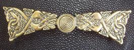 Boucle en bronze - Chiens de Kells