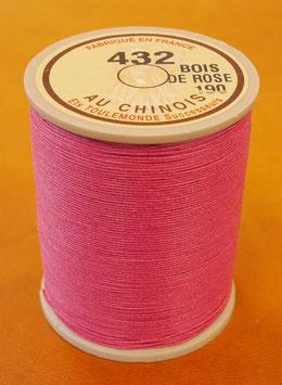 Fil au chinois 432 bois de rose